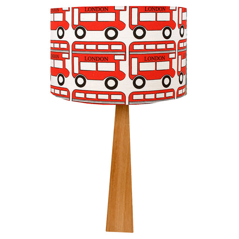 London Bus Table Lamp