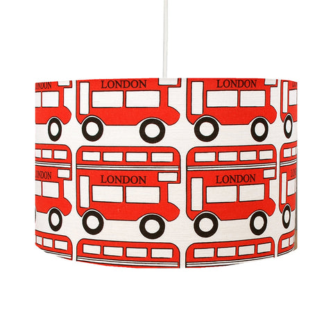 London Bus Lampshade