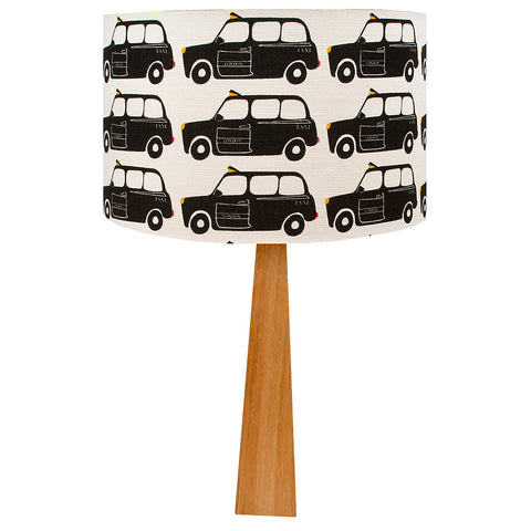 London Black Cab Table Lamp