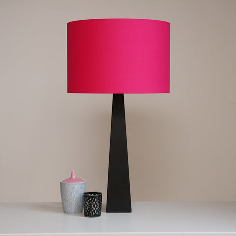 Hot Pink Table Lamp