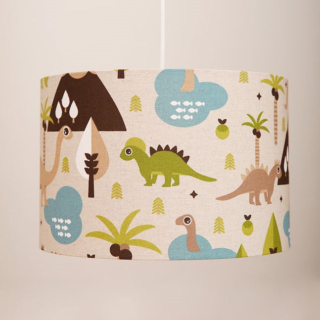 NEW Jurassic Lampshade