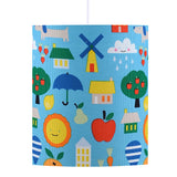 Little City Lampshade - hunkydory home  - 1