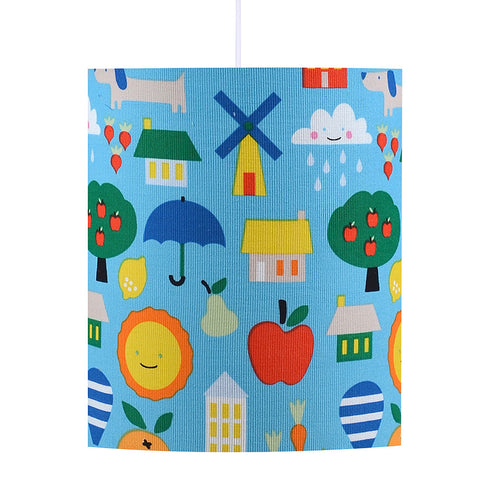Little City Lampshade