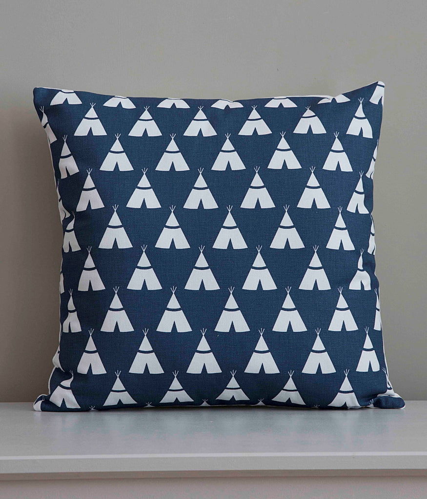 Teepee cushion - 3 colour options