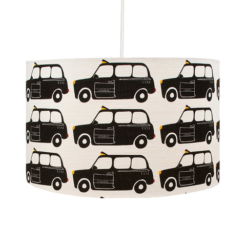 London Black Cab Lampshade
