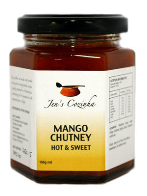 Mango Chutney (Hot and sweet)