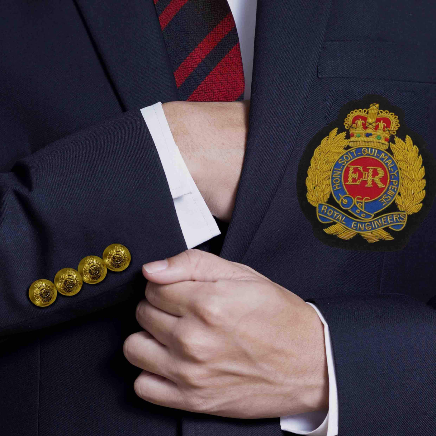 Blazer Badges, Regiment Blazer Buttons, Military Berets, Regimental Beret Badges, Regiment Hackles, Regimental Umbrellas