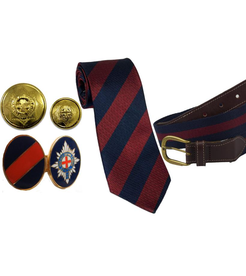 Official Coldstream Guards Merchandise, Coldstream Guards PRI, Coldstream Guards Shop, Coldstream Guards online shop, Coldstream Guards Tie, Coldstream Guards Cufflinks