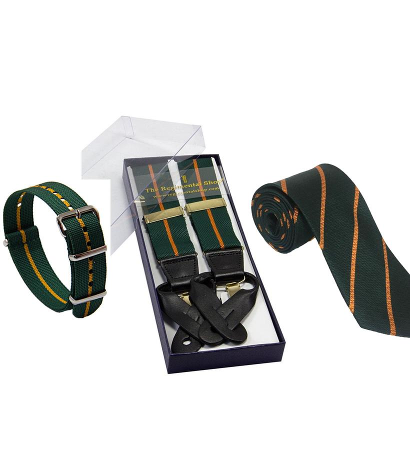 Official Devonshire and Dorsets Regiment Merchandise, Devonshire and Dorsets PRI Shop, Devonshire & Dorsets Regiment, Devonshire and Dorsets Tie, Devonshire and Dorsets Blazer badge, Devonshire and Dorsets Beret