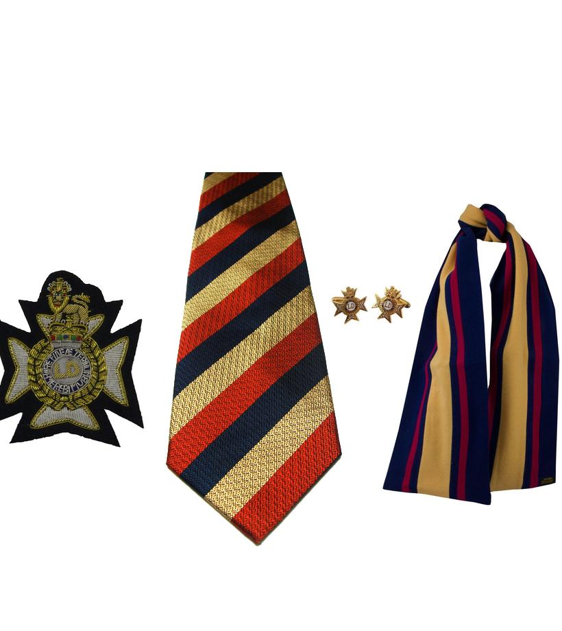 Official Light Dragoons Merchandise, Light Dragons Tie, Light Dragons Cufflinks, Light Dragons Blazer Badge, Light Dragons PRI Shop, light dragoons.org.uk, The Light Dragons Shop