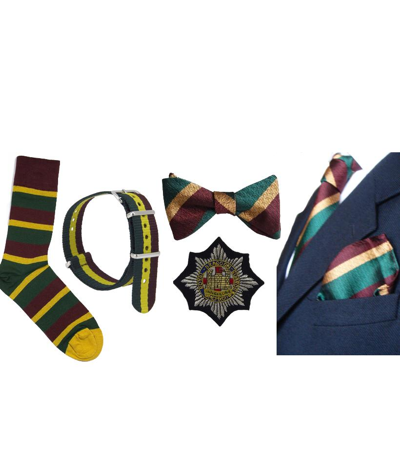Official Royal Dragoon Guards Merchandise, Royal Dragoon Guards Shop, Royal Dragoon Guards PRI Shop, Royal Dragoon Guards Museum Shop, Royal Dragoon Guards Tie, Royal Dragoon Guards Socks, Royal Dragoon Guards Cufflinks