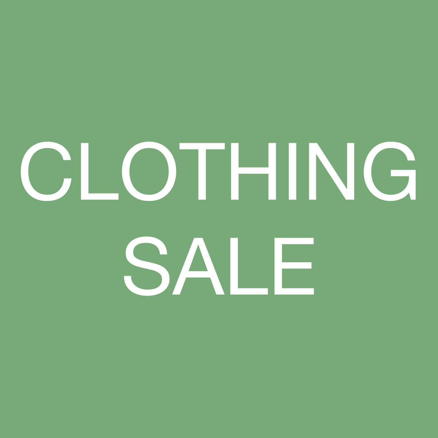 Clothing Clearance - Discount Store