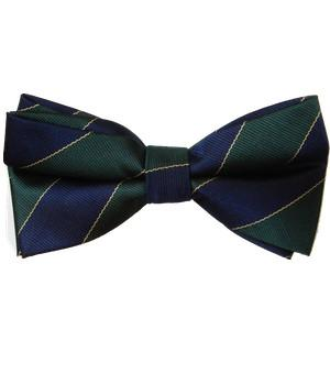 Somerset Light Infantry Polyester (Pretied) Bow Tie - regimentalshop.com