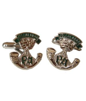 Somerset Light Infantry Cufflinks