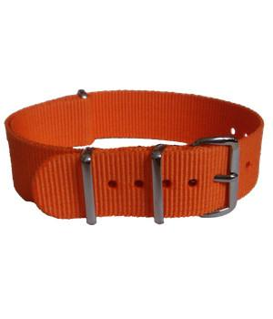 Orange G10 Watch Strap - regimentalshop.com