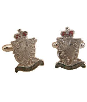 Royal Irish Rangers Cufflinks - regimentalshop.com