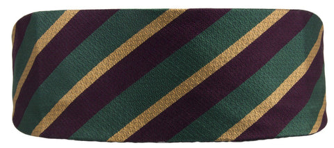 Royal Dragoon Guards Silk Non Crease Cummerbund