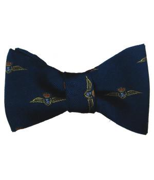 "Fleet Air Arm ""Wings"" (Self Tie) Silk Bow Tie - regimentalshop.com"