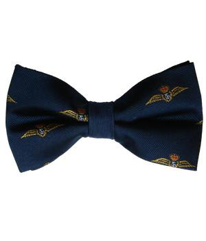 "Fleet Air Arm ""Wings"" (Pretied) Silk Bow Tie - regimentalshop.com"