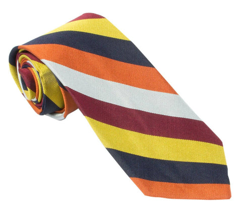 Royal Air Force Regiment Silk Tie - regimentalshop.com