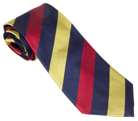 Royal Army Medical Corps (RAMC) Silk Tie - regimentalshop.com