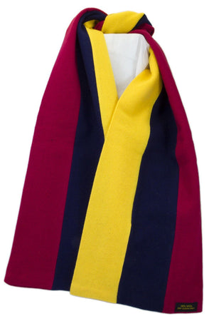 Royal Army Medical Corps (RAMC) Scarf - regimentalshop.com