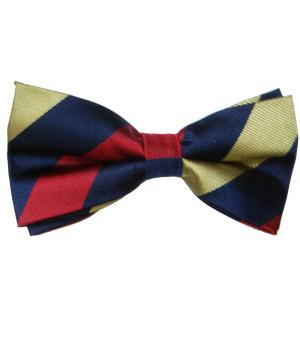 Royal Army Medical Corps Silk (Pretied) Bow Tie