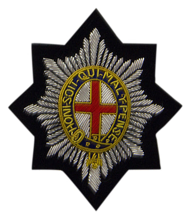 Coldstream Guards Blazer Badge - regimentalshop.com