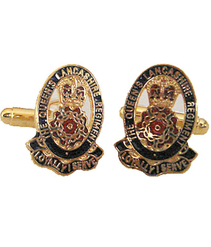 Queen's Lancashire Regiment  Cufflinks