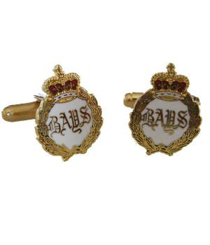 Queen's Bays (2nd Dragoon Guards)  Cufflinks