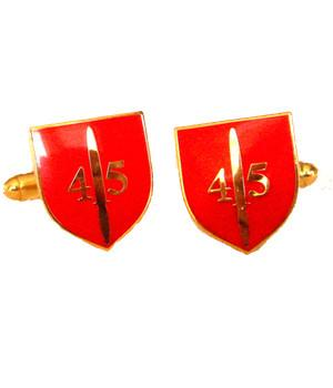 45 Commando Cufflinks - regimentalshop.com