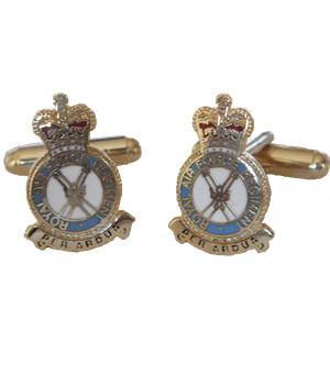 RAF Regiment Cufflinks - regimentalshop.com