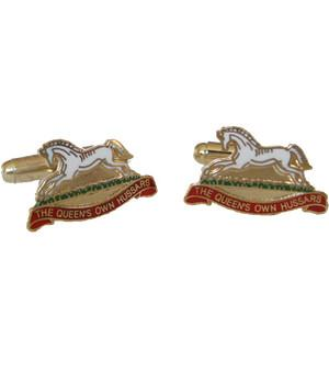 Queen's Own Hussars Cufflinks