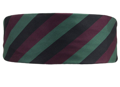 Queen's Lancashire Regiment Silk Cummerbund