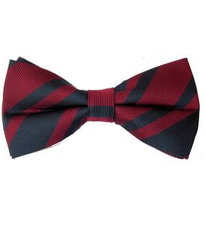 Royal Engineers Silk (Pretied) Bow Tie - regimentalshop.com