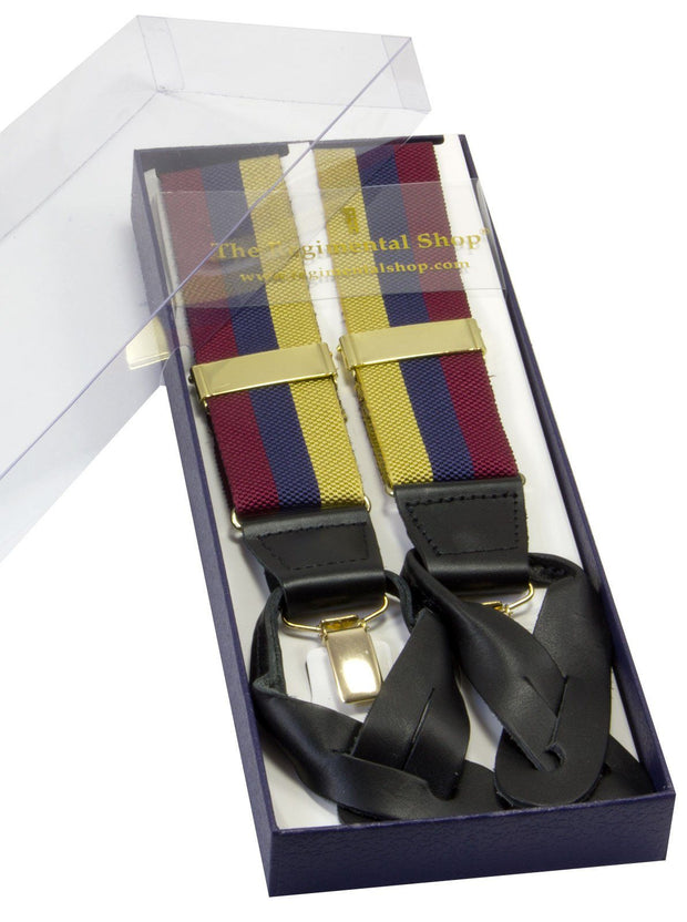 Royal Army Medical Corps (RAMC) Braces - regimentalshop.com