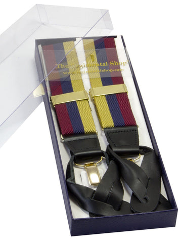 Royal Army Medical Corps Braces