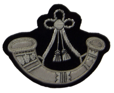 Light Infantry Blazer Badge