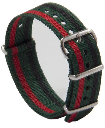 Royal Green Jackets G10 Watch Strap - regimentalshop.com