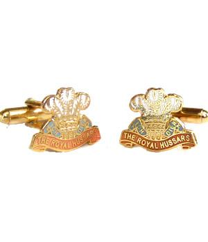 The Royal Hussars (PWO) Cufflinks