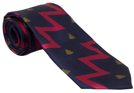 Royal Artillery Association Polyester Tie - regimentalshop.com