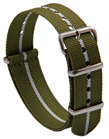 The Green Howards G10 Watch Strap - regimentalshop.com