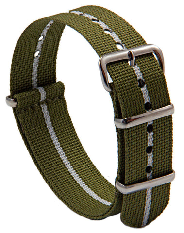 The Green Howards G10 Watchstrap