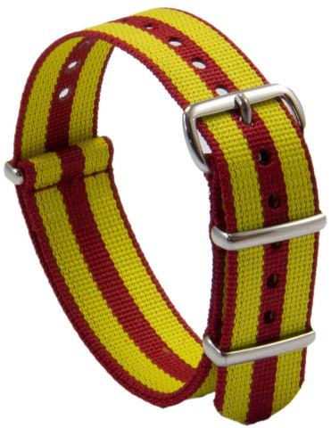 9/12 Royal Lancers G10 Watchstrap