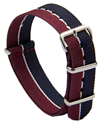 Queen's Dragoon Guards G10 Watch Strap - regimentalshop.com