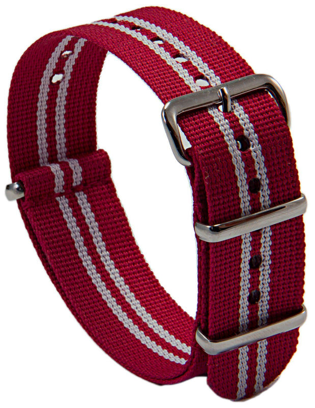 Queen's Royal Lancers G10 Watch Strap - regimentalshop.com