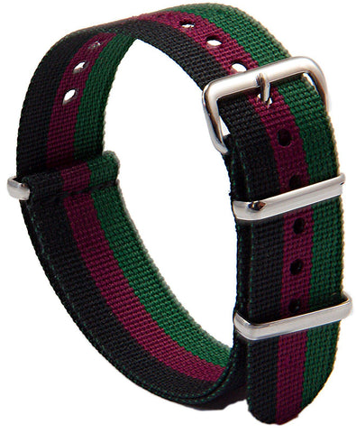 Queen's Lancashire Regiment G10 Watch Strap - regimentalshop.com
