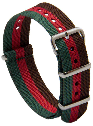 Royal Tank Regiment G10 Watchstrap