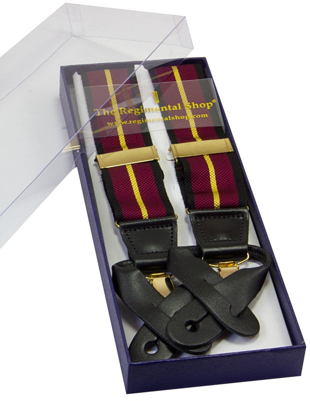 Prince of Wales's Own Regiment of Yorkshire Braces - regimentalshop.com