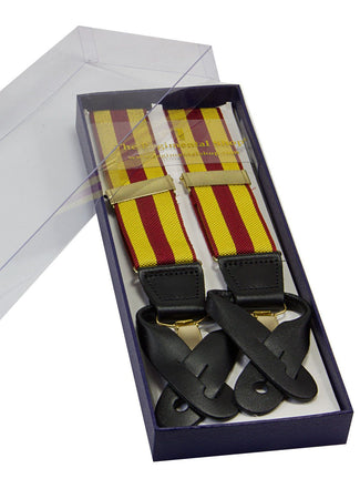9th/12th Royal Lancers Braces - regimentalshop.com